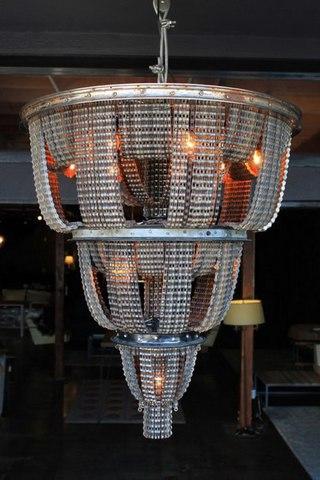 vintage chandelier 01-102 ( by Funky Vintage )