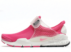 Кроссовки Женские Nike Sock Dart SP Fragment Design Pink White
