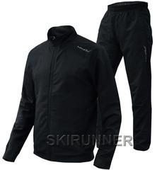 Беговой костюм Nordski Sport Black мужской