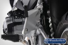 Защита от грязи ног пассажира R1200GS LC/GSA LC, серебро