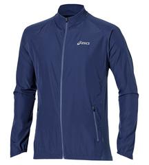 Мужская ветровка Asics Woven Jacket (110411 8133) синяя фото