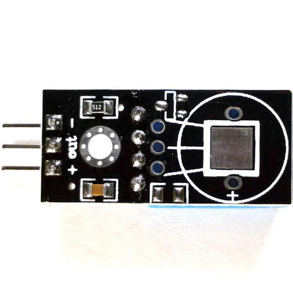 Датчик температуры и влажности DHT11 с проводом