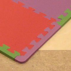Funkids Бордюр угловой для ковриков-пазлов Симпл (набор из 4-х штук) (KB-049С)