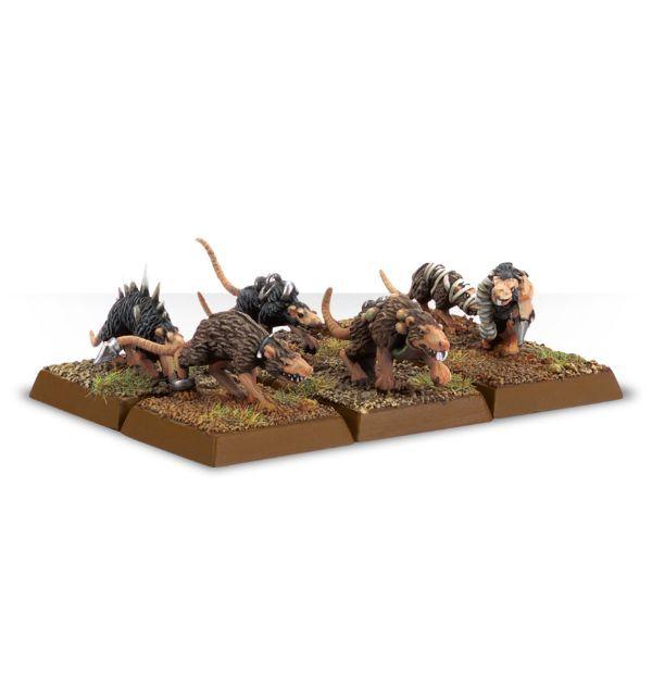 Rat Ogres and Giant Rats