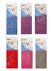 R508-2 колготки для девочек (6шт), цветные