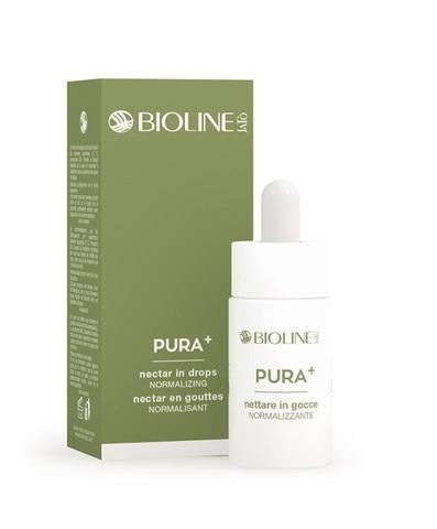 Сыворотка-нектар нормализующая Bioline PURA+ 30 мл