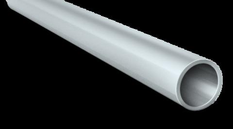 Алюминиевая труба 140x10,0 (3 метра)