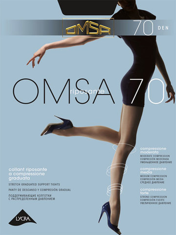 Женские колготки Omsa 70 Omsa