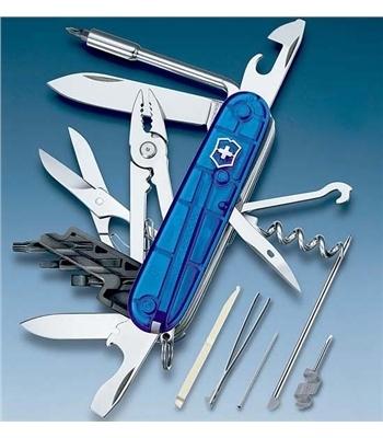 Складной нож Victorinox CyberTool M 34 (1.7725.T2) 91 мм., 34 функции - Wenger-Victorinox.Ru