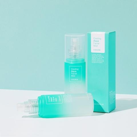 Охлаждающий и увлажняющий мист для лица, 80 мл / Cosrx Cooling Aqua Facial Mist