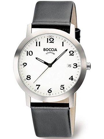Купить Мужские наручные часы Boccia Titanium 3544-01 по доступной цене
