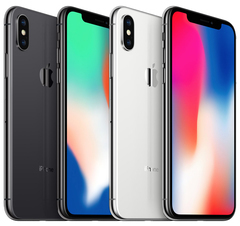 UK - Orange/T-mobile/EE iPhone X