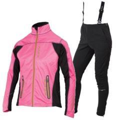 Женский лыжный костюм One Way Catama Vico (OWW0000416- OWW0000454) фуксия