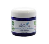 Осветляющая сухая маска-пилинг, Blue Beautifly