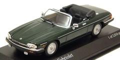 1:43 Jaguar XJS Cabriolet 1980 British Racing Green