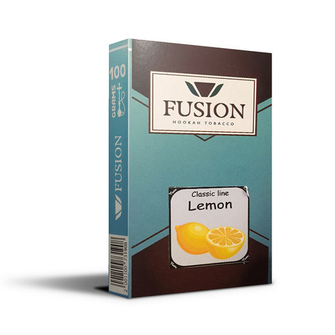 Табак Fusion Soft Lemon 100 г