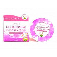 Deoproce Glam Firming Collagen Cream - Подтягивающий крем для лица с коллагеном