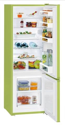 Двухкамерный холодильник Liebherr CUkw 2831