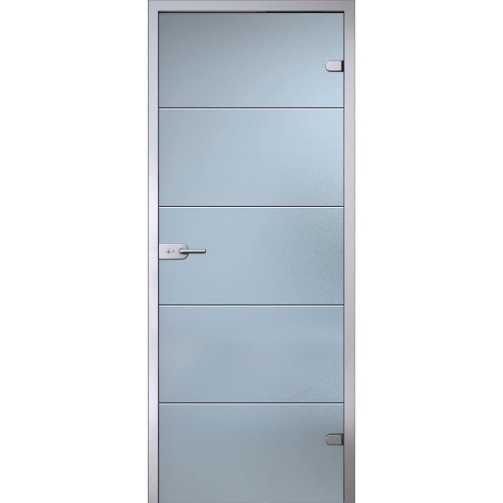 Стеклянные межкомнатные двери Диана беcцветное матовое стекло Dver-ST-Diana-Satinato-Dvertsov-min.jpg