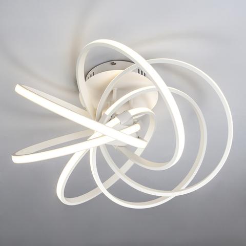 Светодиодный потолочный светильник 90044/6 белый