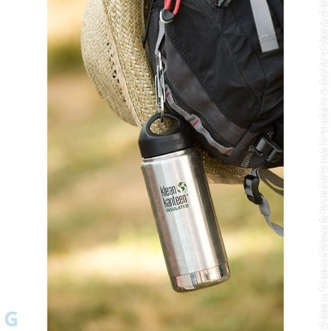 Термобутылка Klean Kanteen Insulated Wide 16oz (473 мл)
