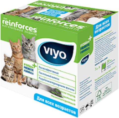 VIY O Пребиотичнский напиток для кошек всех возрастов 30мл