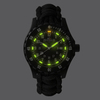 Часы TROOPER CARBON, модель H3.3302.780.1.8 H3TACTICAL (в подарочной упаковке)