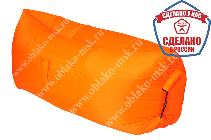 Надувной диван (Lamzac) Standart Оранжевый