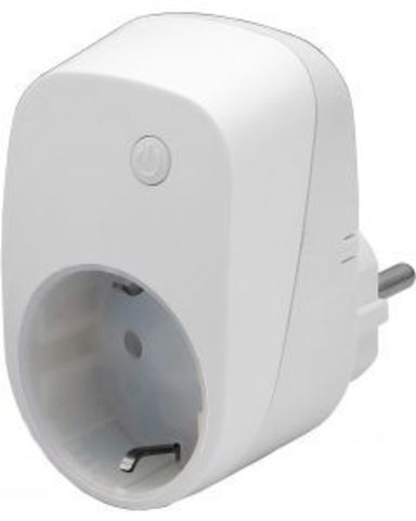 Мини модуль-выключатель в розетку Philio с измерением энергопотребления