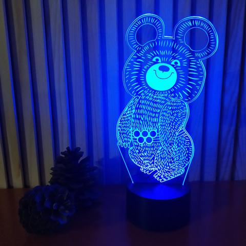 Олимпийский мишка