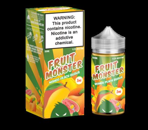 Fruit Monster - Mango Peach Guava (Original) 100 ml