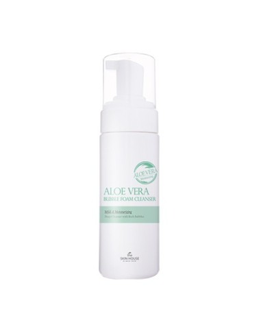 Пенка для лица с экстрактом алоэ The Skin House Aloe Vera