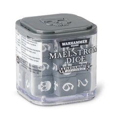 Maelstrom Dice - Grey