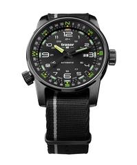 Швейцарские тактические часы Traser P68 Pathfinder Automatic Black 107718 (нато)