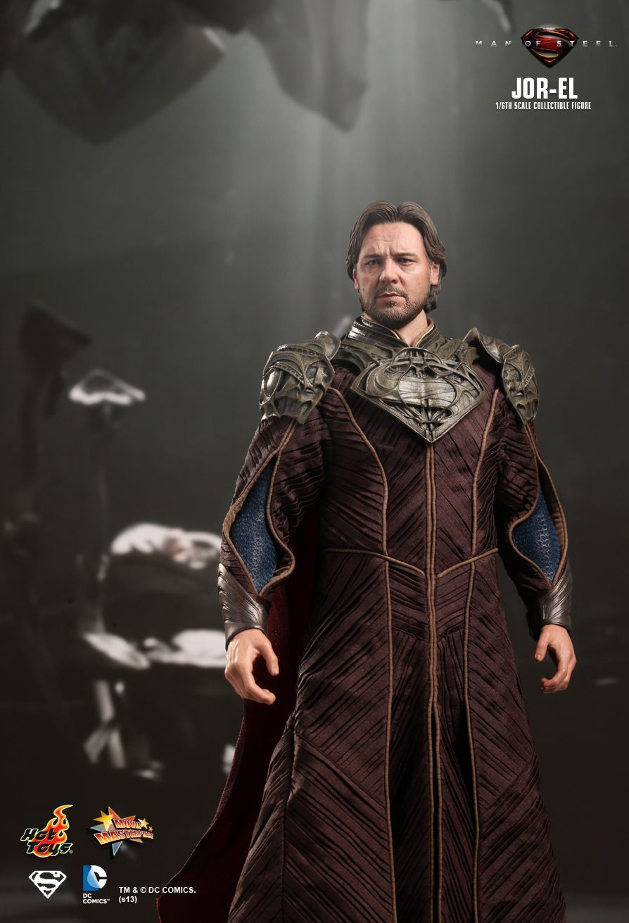 Man of Steel 1/6 Scale Movie Masterpiece Jor-El
