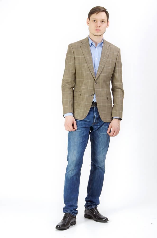Пиджаки Slim fit CESARI MARIANO / Пиджак Slim Fit IMGP9413.jpg