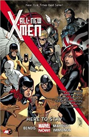 All-New X-Men Vol.2: Here to Stay HC