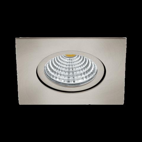 Светильник светодиодный встраиваемый диммируемый c регулировкой Eglo SALICETO 98308