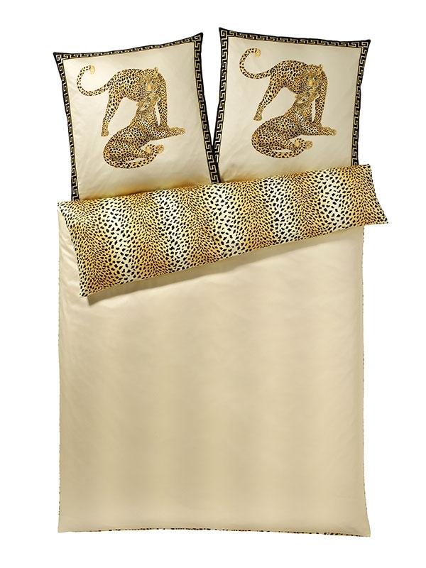 Элитный пододеяльник Gepard бежевый от Elegante