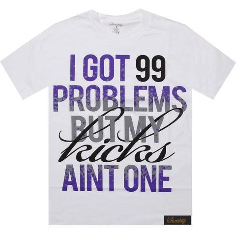 99 проблем с фиолетовым фото 1