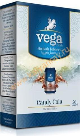 Табак Vega Конфетки Кола в пачке 50 грамм
