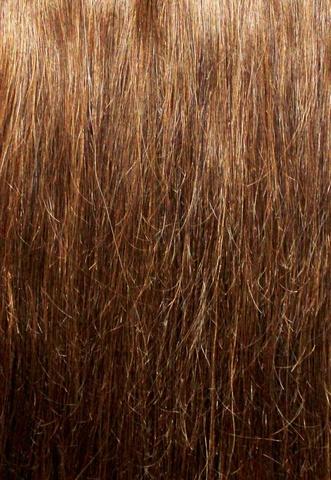 Длина 45 см -Оттенок 6-темно русый
