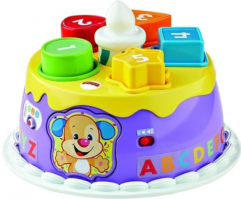 Сортер Fisher-Price Торт напрокат