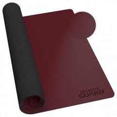 Ultimate Guard - Коврик для игры из искусственной кожи SophoSkin™ темно-красный