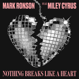 Mark Ronson Feat: Miley Cyrus / Nothing Breaks Like A Heart (12' Vinyl Single)