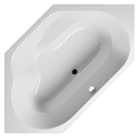 Акриловая ванна Riho WINNIPEG 145х145