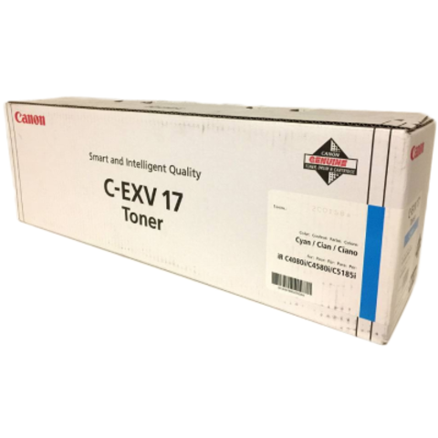 C-EXV17 Cyan