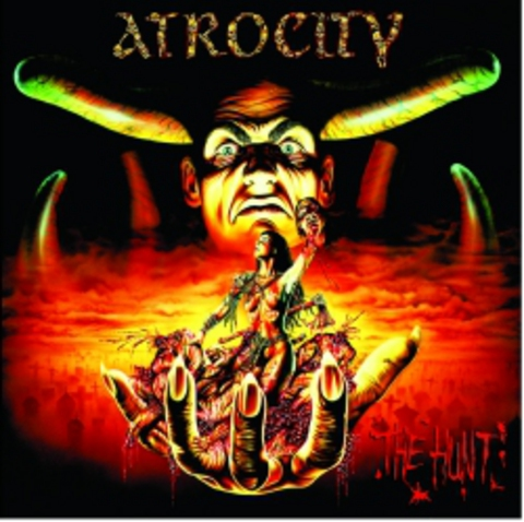 ATROCITY   THE HUNT +4 bonus tracks  2008