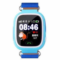 Детские часы с GPS трекером Smart Baby Watch Q80 - Q90 (GW100) с сенсорным экраном
