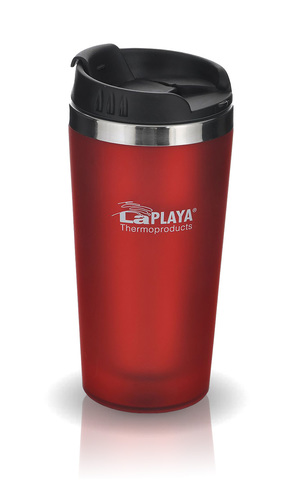 Термокружка La Playa Mercury Mug (0.4л) красная